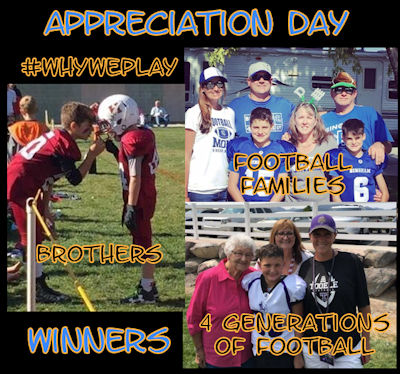 Appreciation Day Winners